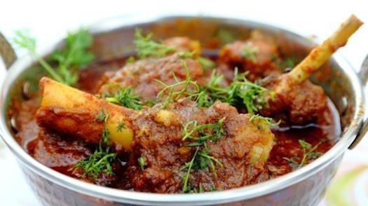 Indian delicious cuisine