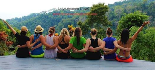 brave women travel agency