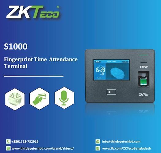 ZKTeco S1000 Price In Bangladesh