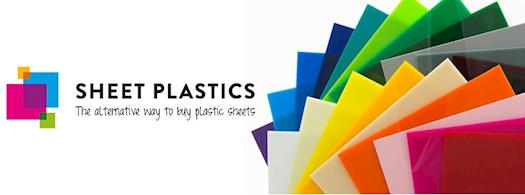 Sheet Plastic Banner
