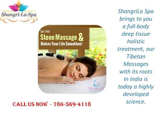 Full Body Massage Near Me & Massage Miami
