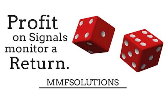 Profit in Signals and return
