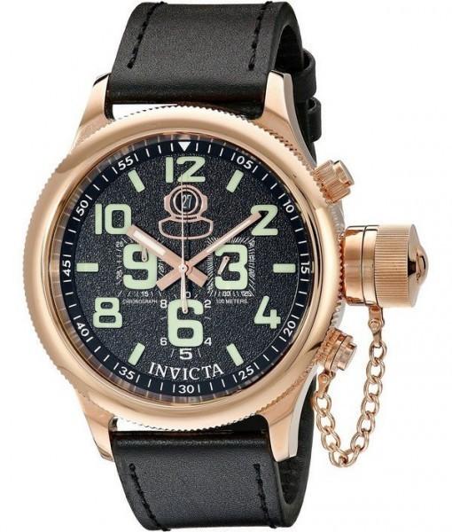 Montre Invicta plongeur russe chronographe INV7104/7104 masculine