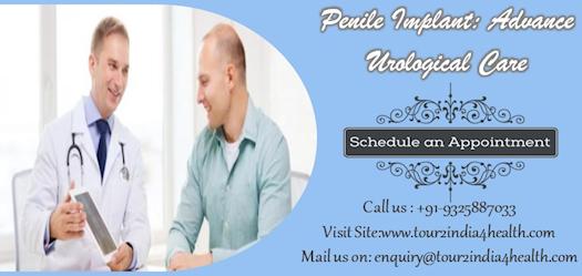Penile Implant: Advance Urological Care
