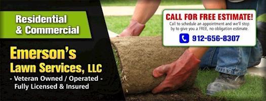 Landscaping Maintenance Richmond Hill GA