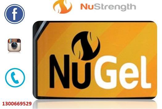Collagen Hydrolysate Beef Gelatin - NuGel 700g - NuStrength