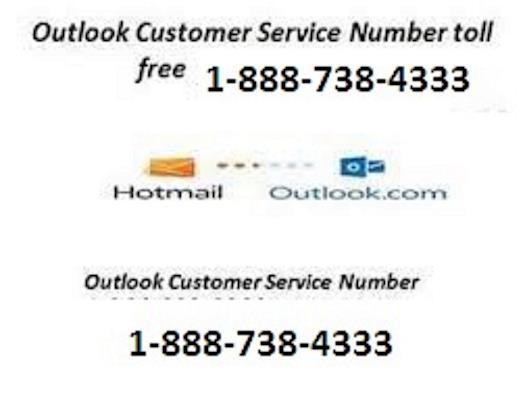 Outlook 1-888-738-4333 Customer Service Help Desk Number