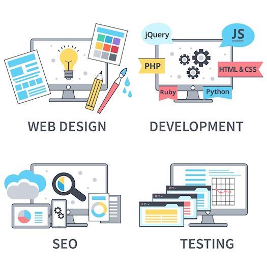 Web Design & Application Development in Singapore
