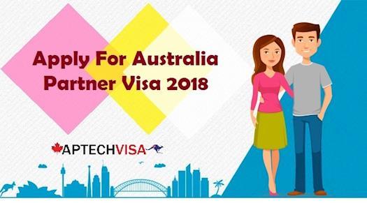 Apply for Australia Partner visa 2018