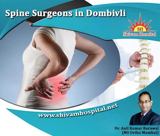 Spine Surgeons in Dombivli