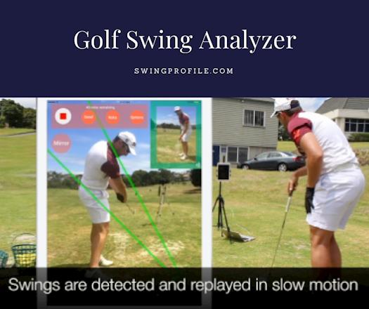 Golf Swing Analyzer- Analyzes Every Golf Swings