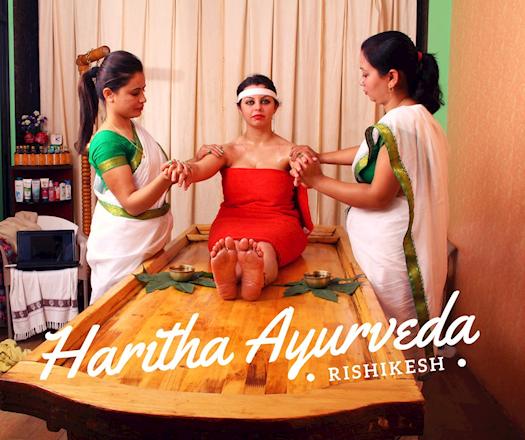 Haritha Ayurveda Academy Rishikesh, India