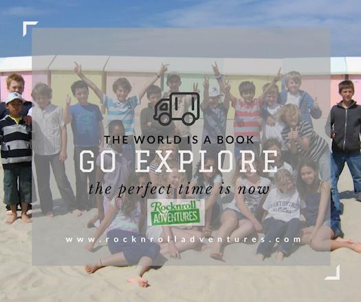 Adventurous French School Trips Organise with RocknRoll Adventures
