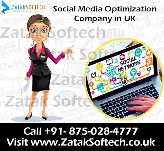 Social Media Optimization Company in UK