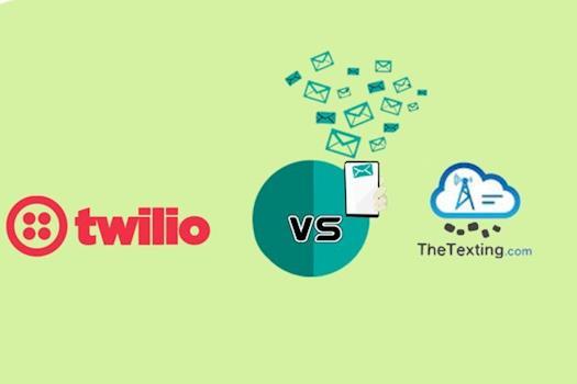 TWILIO VS THETEXTING