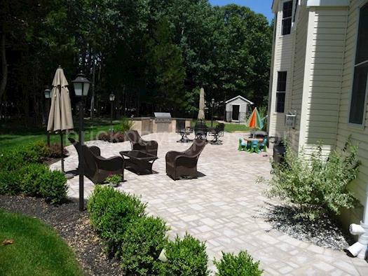 Backyard Patio Contractor NJ