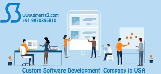 Custom Software Development Company USA