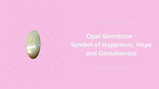Amazing Benefits of White Opal Gemstone