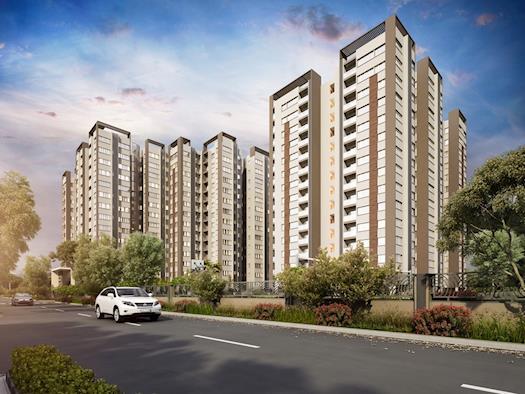 Buy premium Apartments in Bangalore – Arvind Sporcia