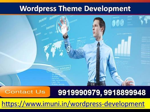 Optimize And Create Innovative Website Theme | Wordpress Development