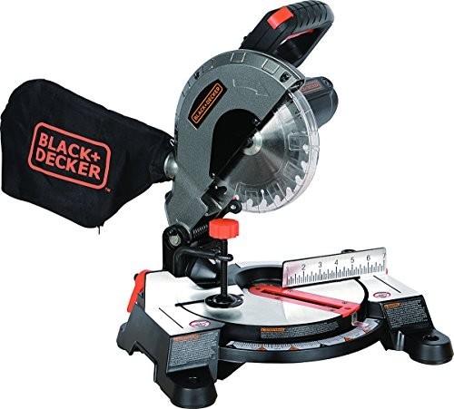 Black+Decker M1850BD 7-1/4? Compound Miter Saw