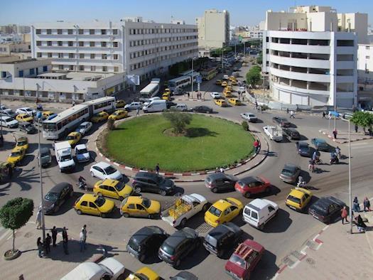 Sfax Traffic Circle