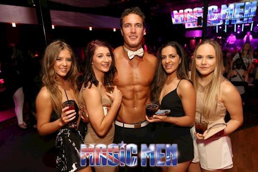 Sexy Male Strippers in Melbourne, Australia