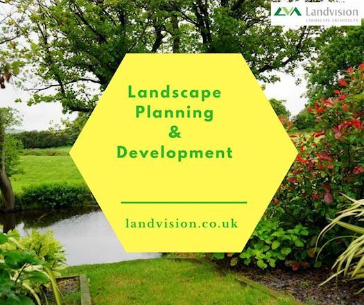 Landscape Planning and Development in UK