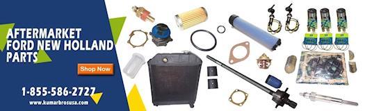 Aftermarket Replacement Parts for Kubota, John Deere & Bobcat