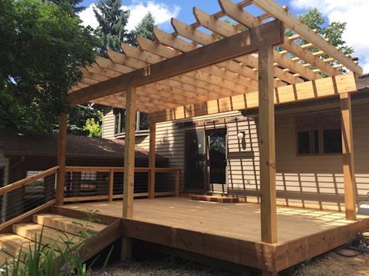 For Deck Restoration in Minnesota Contact Stumpy's Deck