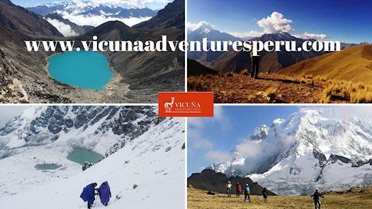 Salkantay Trek Machu Picchu Tours