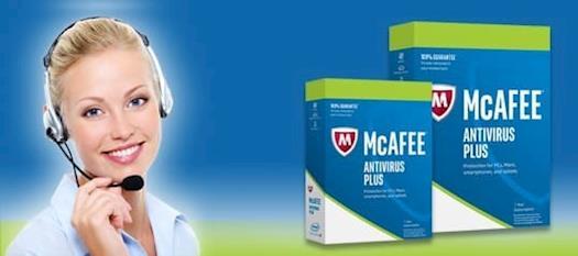 McAfee Antivirus Support Number