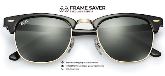 Eyeglasses Frame Repair Service | Glasses Repair Shop | Framesaver