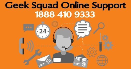 Geek Squad Online Support