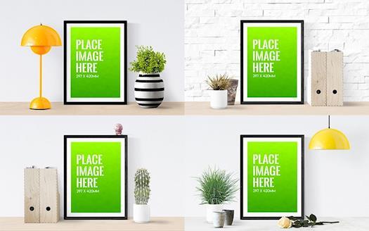 Download 3D Poster Graphics, Designs & Mockups