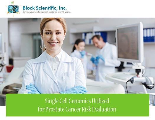 Single Cell Genomics Utilized for Prostate Cancer Risk Evaluation
