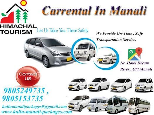 Car Rental In Manali