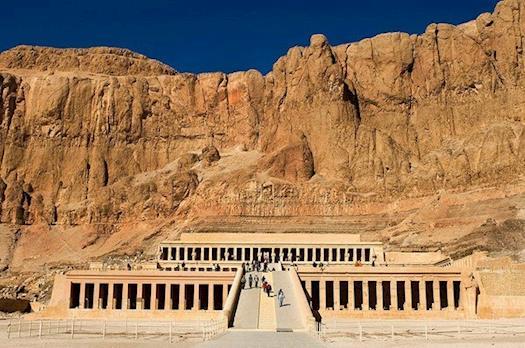 Paquete Del Viaje De Vida A Egipto.