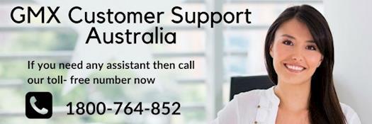 GMX Customer Support Australia 1800-764-852