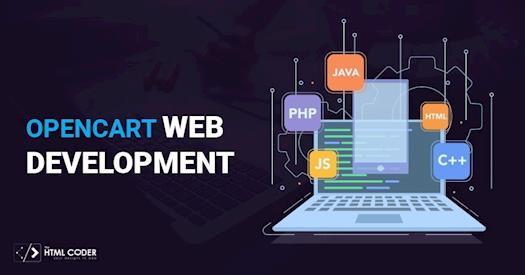 Opencart Web Development Services