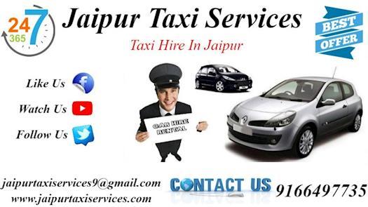 Jaipur Taxi Services
