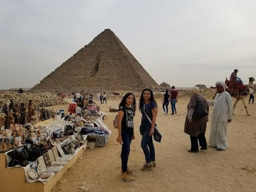 viajes Semana Santa en el Nilo en Egipto con el mar rojo