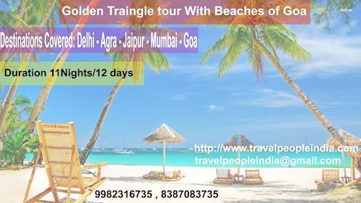 Golden With Goa