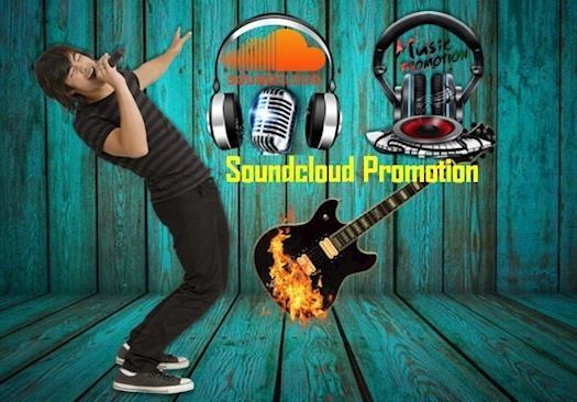 Soundcloud Pomotion