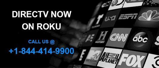 DirecTV Now on Roku