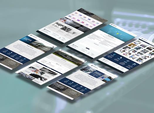 WEB DESIGN & DEVELOPMENT Services DUBAI