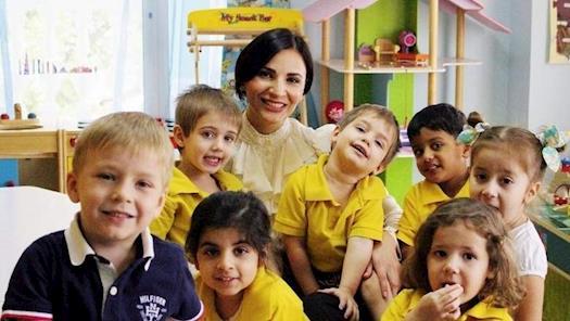 Best Kid Nursery in Dubai