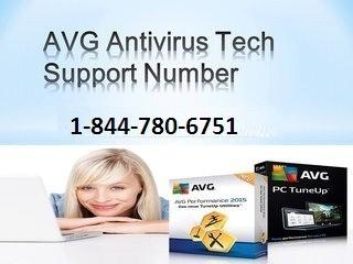 Avg Antivirus Toll Free Helpline Number 1-844-780-6751