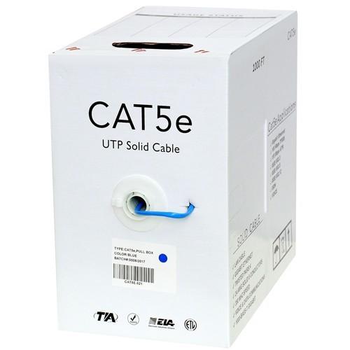 1000ft ca5e bare copper cmr networking cable