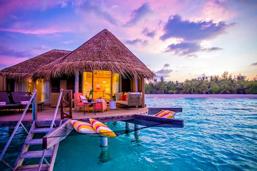The Amazing Maldives